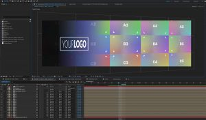 Adobe After Effects Template Project